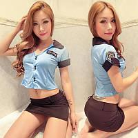 Сексуальный костюм полицейской