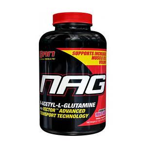Глютамин SAN NAG 246 g натуральный вкус