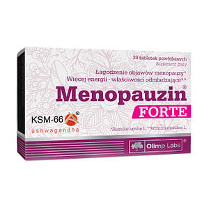 Менопауза комплекс для женщин OLIMP Menopauzin Forte 30 tabs