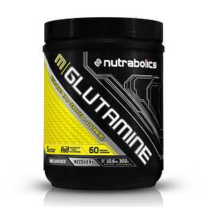 Глютамин NutraBolics Glutamine 300 g натуральный вкус