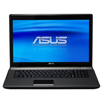 Ноутбук ASUS N71J-Intel Core-I5-430M-2.53GHZ-4GB-DDR3-320Gb-HDD-W17.3-Web-ATI Radeon HD 5730M-(B-)- Б/У