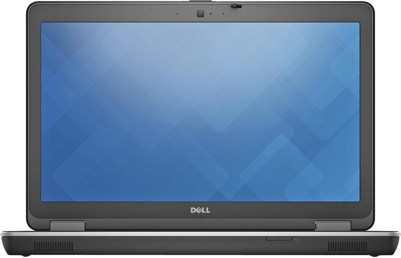 Ноутбук Dell Latitude E6540-Intel Core-i5-4310M-2,70GHz-4Gb-DDR3-320Gb-HDD-W15.6-FHD-DVD-R-Web-(B-)- Б/В