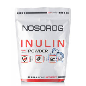 Инулин органический NOSOROG Inulin 200 g натуральный вкус