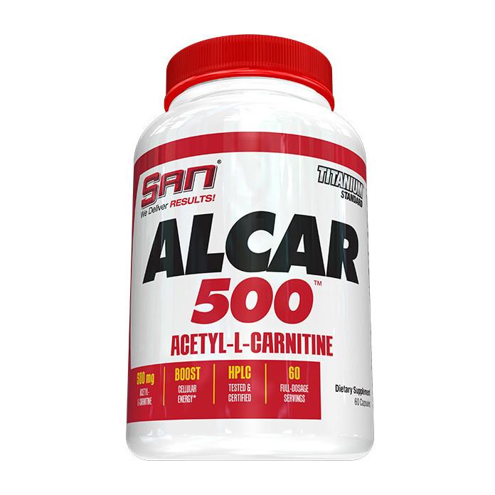 Л-карнитин SAN ALCAR 500 60 caps