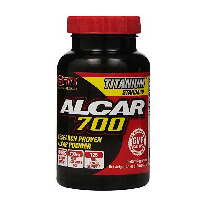 Л-карнитин SAN ALCAR 700 87,5 g
