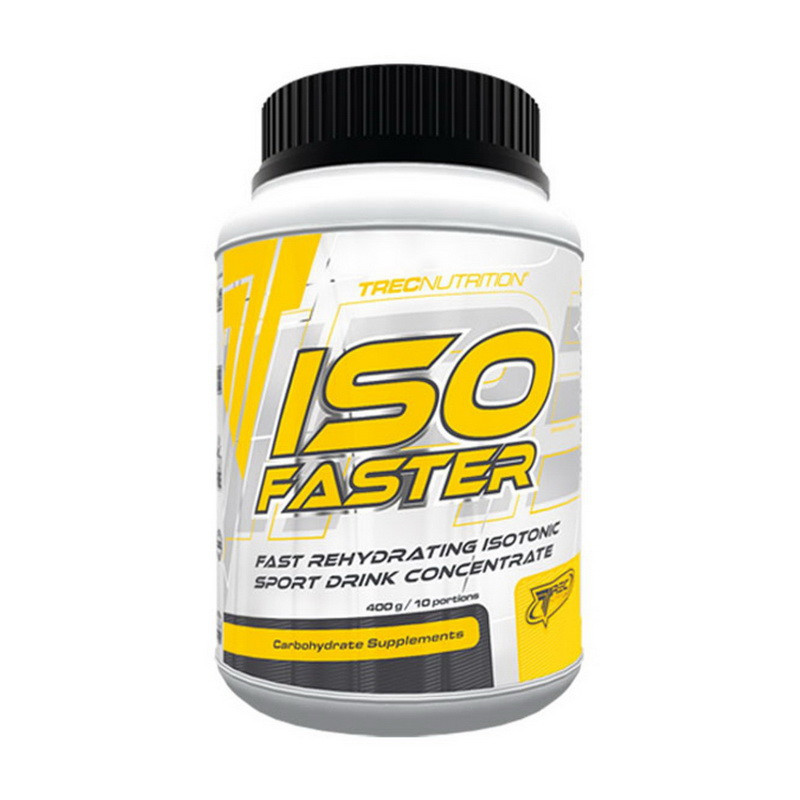 Изотоник TREC nutrition Iso Faster 400 g