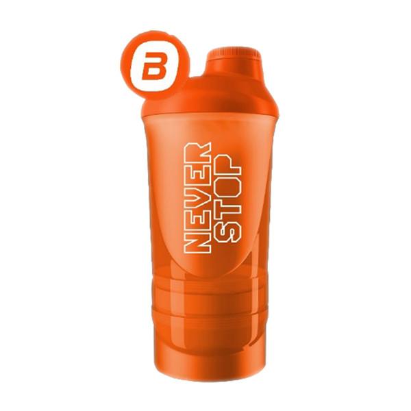 Шейкер BioTech Shaker Wave + 3 in 1 Never Stop 500 ml