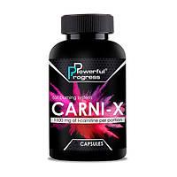 L-карнитин Powerful Progress Carni-X 60 caps