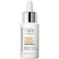 Сыворотка с витамином С и ниацинамидом Kate Somerville Kx Active Concentrates Vitamin B3 + Vitamin C 30 мл, фото 1