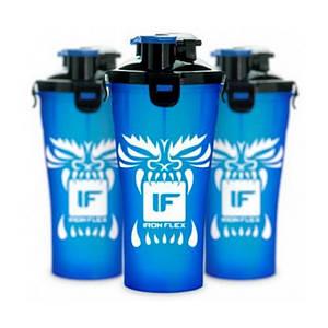 Шейкер IronFlex Shaker Hydra Cup Drakon 828 ml