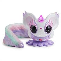 Інтерактивна іграшка Есмі WowWee pixie pelles Esme білий з фіолетовим музична