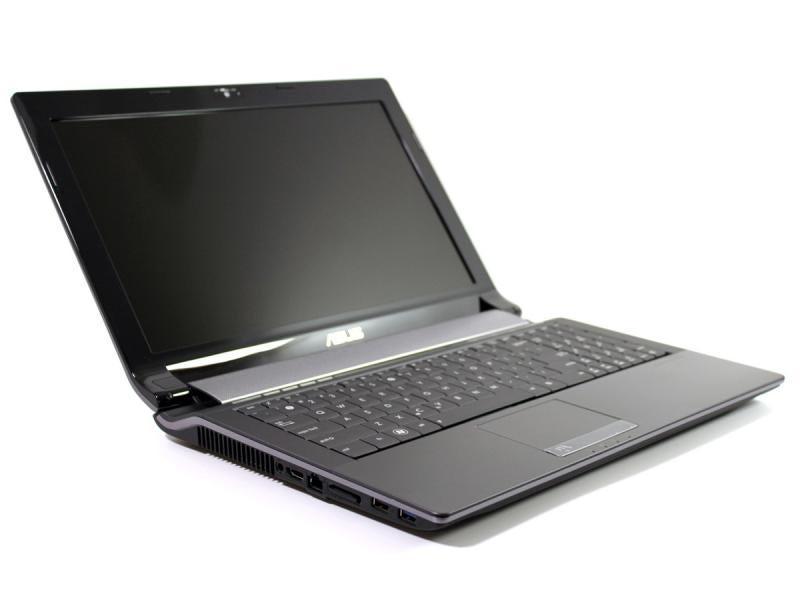 Ноутбук ASUS N53S-Intel Core-I7-2630QM-2.00GHZ-4GB-DDR3-320Gb-HDD-W15.6-Web-NVIDIA GeForce GT 540M-(B-)- Б/У