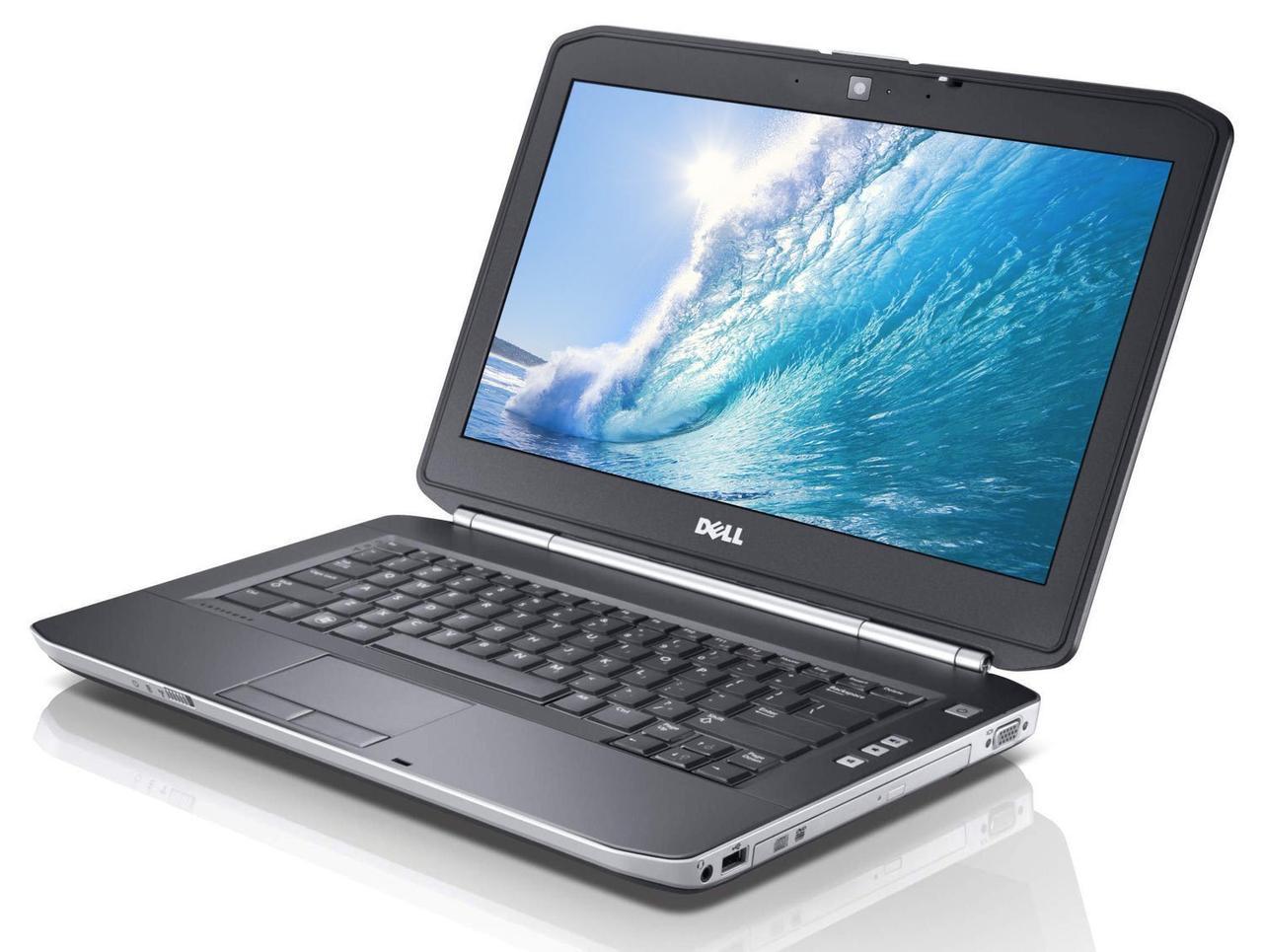 Ноутбук Dell Latitude E5420-Intel-Core-i3-2310M-2,10GHz-4Gb-DDR3-320Gb-HDD-DVD-R-W14-(B)- Б/У