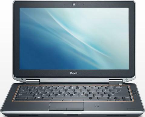 Ноутбук DELL Latitude E6320-Intel-Core-i5-2520M-2.5GHz-4Gb-DDR3-320Gb-HDD-DVD-R-W13.3-Web-(B)- Б/У