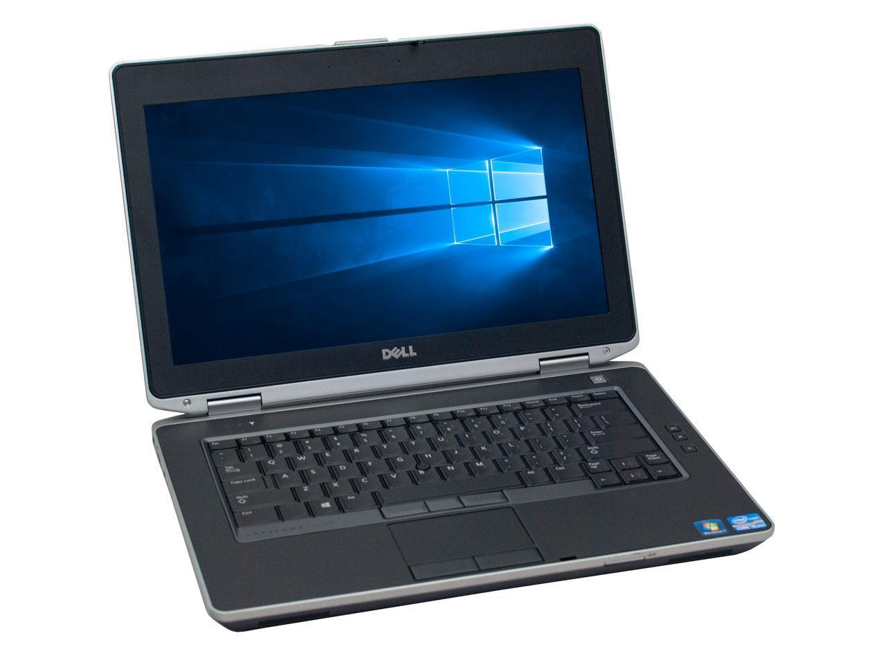 Ноутбук Dell Latitude E6430-Intel Core i5-3320M-2,6GHz-4Gb-DDR3-320Gb-HDD-W14-Web-(С)- Б/У