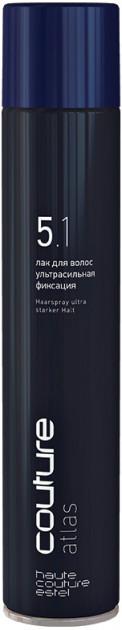 Лак для волос JERSEY ESTEL HAUTE COUTURE эластичная фиксация  400мл