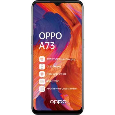 Мобильный телефон Oppo A73 4/128GB Navy Blue (OFCPH2095_BLUE)