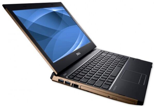 Ноутбук Dell VOSTRO 3350-Intel-Core-i3-2310M-2.4GHz-4Gb-DDR3-320Gb-HDD-W13.3-DVD-R-Web-(C)- Б/У