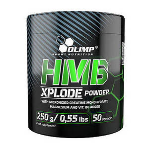 Аминокислоты OLIMP HMB Xplode Powder 250 g
