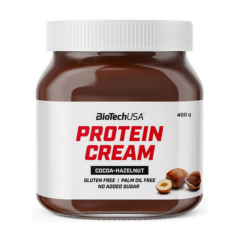Протеиновый крем BioTech Protein Cream 400 g