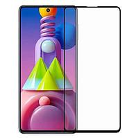 Защитное стекло Samsung Galaxy M31s Full Glue 5D (Mocolo 0.33 mm)