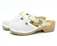 Обувь медицинская женская In White PU158 41 Белый, КОД: 2353837