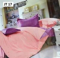 Комплект постельного белья Vie Nouvelle сатин однотонный