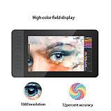 Графический  монитор планшет GAOMON PD1161, 11.6 дюймов, пассивный стилус, 8 экспресс-клавиш Гарантия 12 мес., фото 3