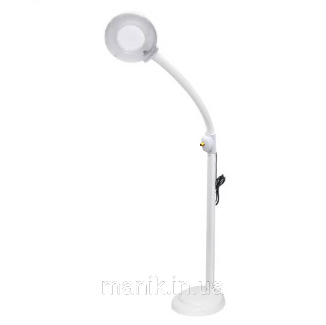 Лампа лупа косметологическая LED SP-30 3002A (с регулятором)