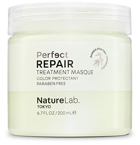 Восстанавливающая маска для повреждённых волос NatureLab TOKYO Perfect Repair Masque 200 мл