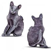 Игрушка-подушка Русская голубая кошка PT3D-10