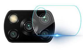 Защитное стекло для камеры Xiaomi Mi 10T Lite (Mocolo 0.33mm)