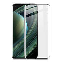 Защитное стекло Xiaomi Mi 10 Ultra 3D Black Full Glue (Mocolo 0.33mm)