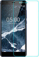 Защитное стекло Nokia 5.1 (Mocolo 0.33 mm)