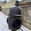 Засувка чавунна 30ч915бр Ду800 Ру10 під електропривод