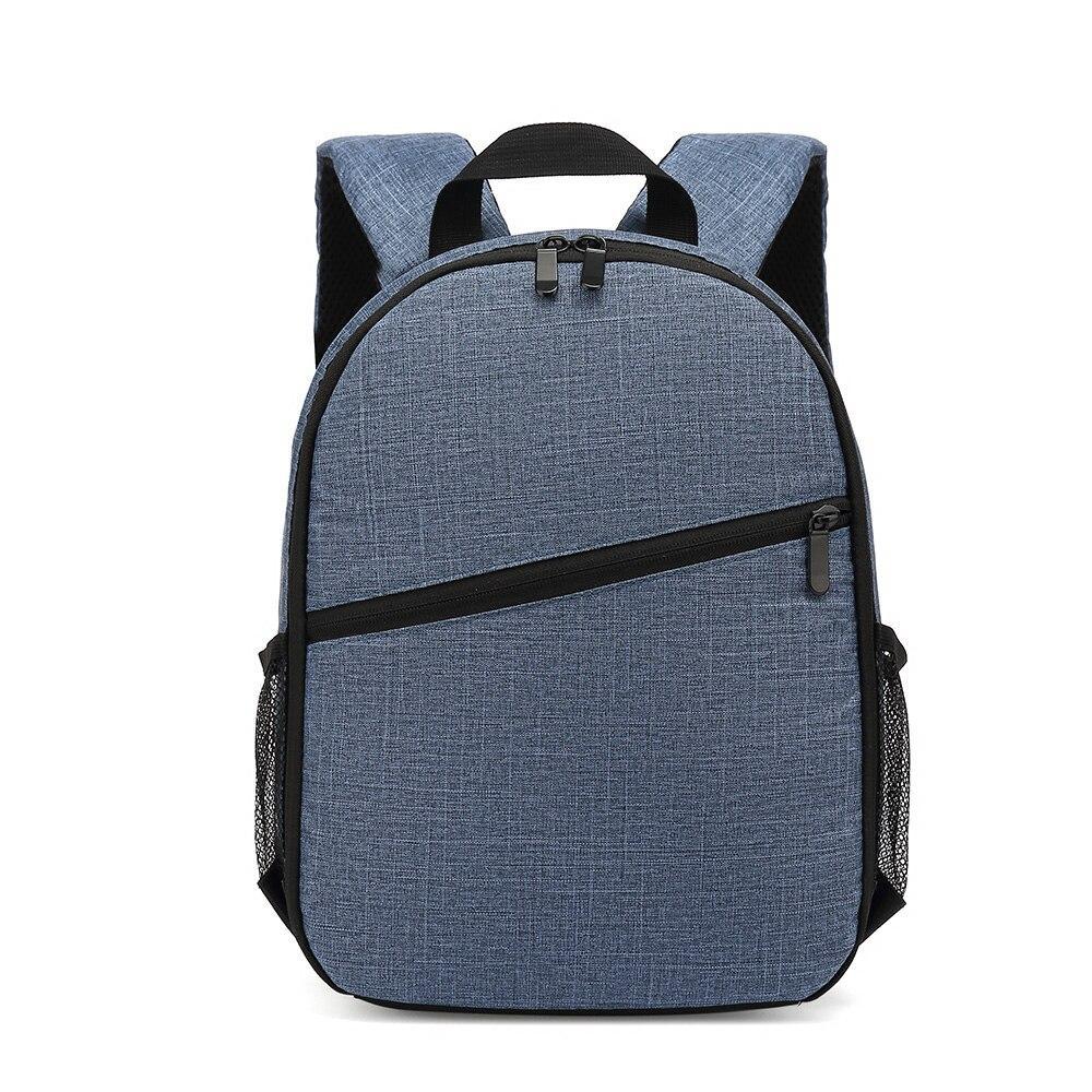 Andoer рюкзак для фотографа водонепроницаемый рюкзак для фото камеры 340*280*125 мм Синий