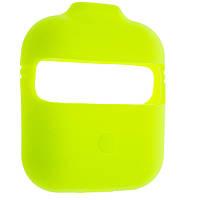 Чехол силиконовый Aare с ремешками для наушников AirPods AirPods 2 Светло-зеленый 00007696, КОД: 1536369