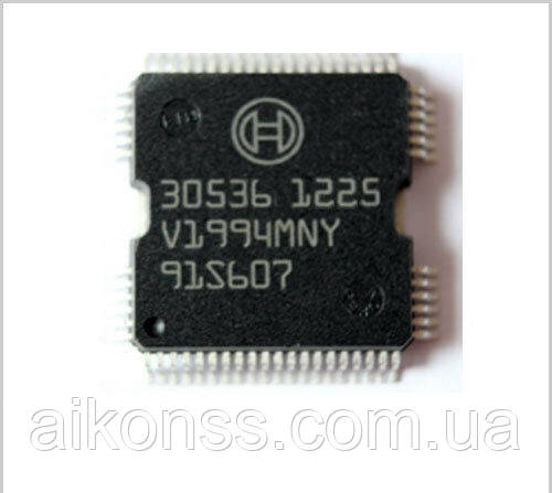 Микросхема Bosch 30536 драйвер впрыска ECU EDC7 / ME7.4.9 / MG7.9.8 /EDC16 Iveco /EDC16 S10
