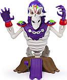 Трек Монстр Джем с машинкой, звуковые эффекты Monster Jam Grim Takedown, Spin Master, фото 4