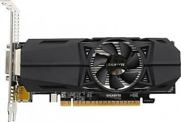 Gigabyte PCI-Ex GeForce GTX 1050 TI OC Low Profile 4GB