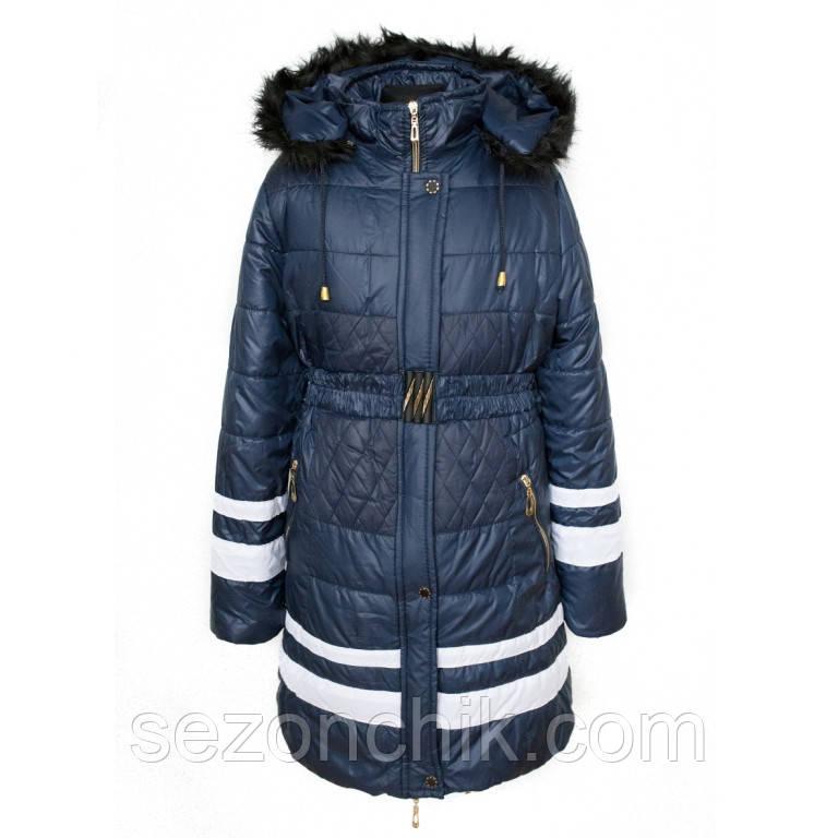 Пальто на девочку подростка удлинённое хорошего качества