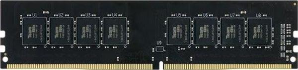 Модуль памяти DDR4 4GB 2666 Team Elite C19 (TED44G2666C1901)