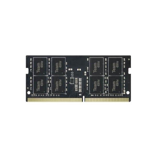 Модуль памяти SO-DIMM DDR4 16GB 2400 Team Elite C16 (TED416G2400C16-S01)