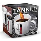 """Оригинальная большая чашка с принтом """"Tank Up"""", фото 2"""