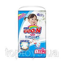 Підгузки трусики Goo.N для дівчаток розмір L (843096)
