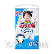 Підгузки трусики Goo.N для хлопчиків розмір L (843097)