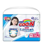 Підгузки трусики Goo.N для дівчаток розмір XXL (843101)