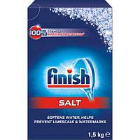 Соль для посудомоечных машин Finish (1,5кг.)