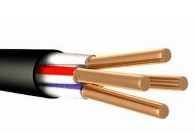 Медный силовой кабель ВВГ