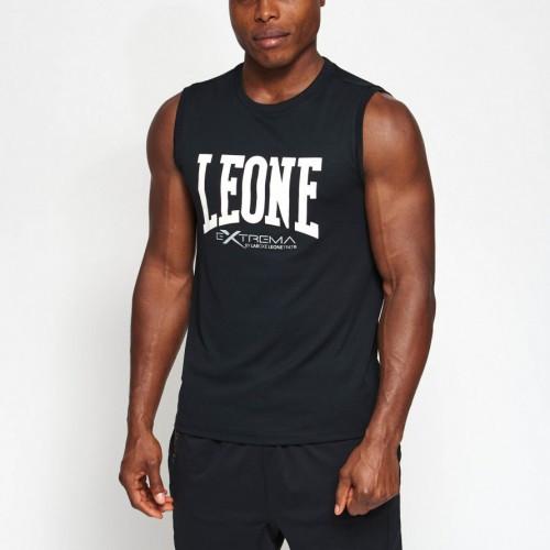 Футболка Leone Logo Sleeveless Black 2XL